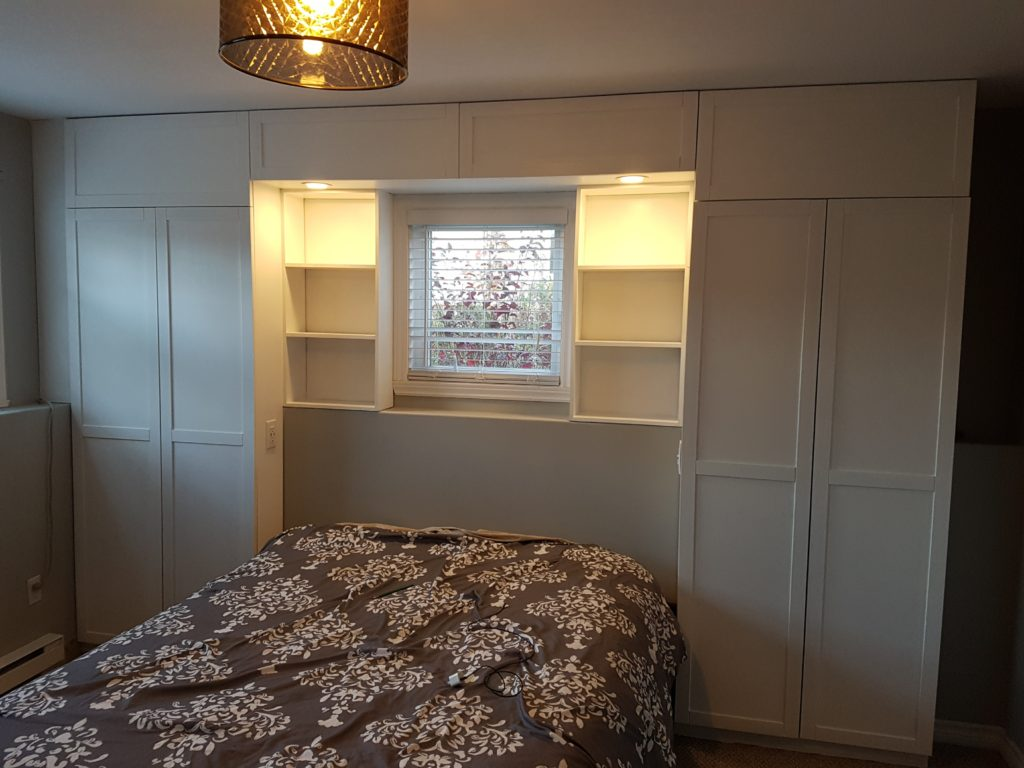 Master Bedroom built-in